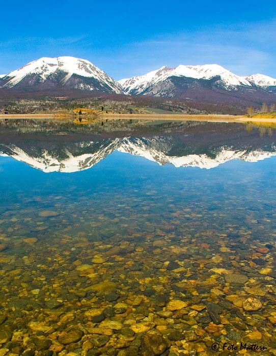 Scenic Colorado Mountain Stock Photography